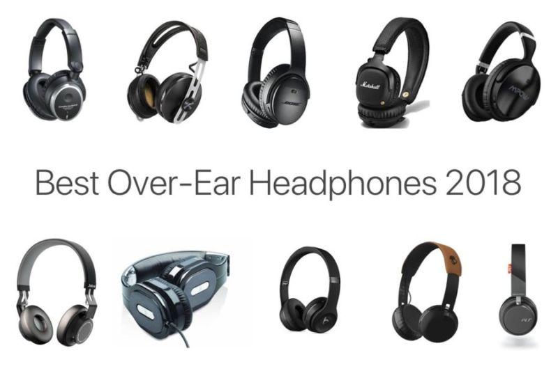 10 mejores auriculares Over-Ear para iPhone en 2018