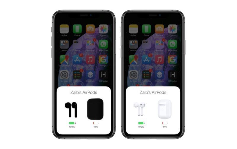 AirPort Tweak añade soporte para AirPods 2 a los dispositivos que se rompen en la cárcel