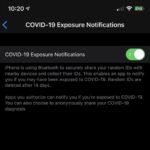 Apple añade funciones relacionadas con COVID-19 en iOS 13.5 Beta 3