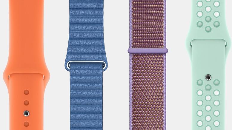 Apple lanza nuevas pulseras para relojes y fundas para iPhone