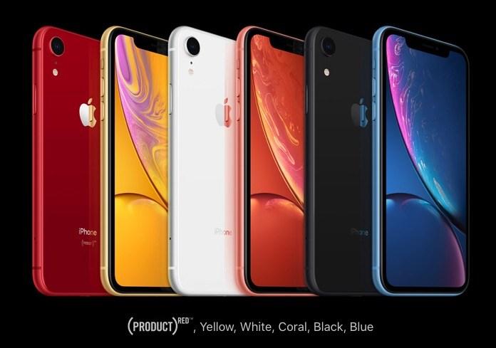 Apple ofrecerá un subsidio a los precios del iPhone XR en Japón y devolverá el iPhone X