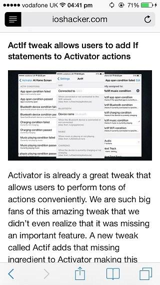 Aprovecha al máximo el navegador Safari en iPhone o iPad con estos consejos