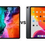Aquí está una comparación de especificaciones entre el iPad Pro de 2020 y el iPad Pro de 2018