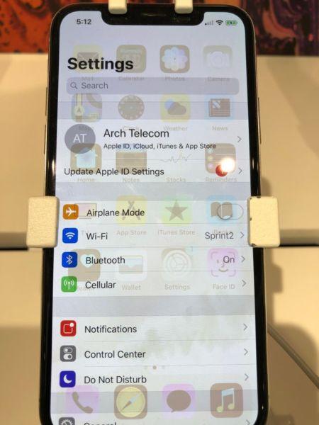 Así es como se ve la pantalla OLED quemada en el iPhone
