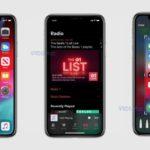Capturas de pantalla filtradas revelan el modo oscuro de iOS 13, aplicaciones actualizadas y mucho más