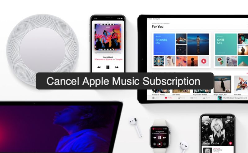 Cómo cancelar la suscripción a Apple Music en iPhone, Mac o Windows