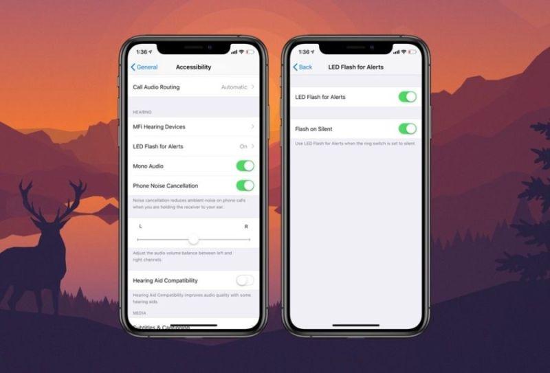 Cómo obtener notificaciones realmente silenciosas con el flash del iPhone