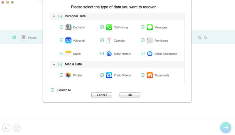 Cómo resolver problemas de actualización de iOS 13 y recuperar datos con PhoneRescue