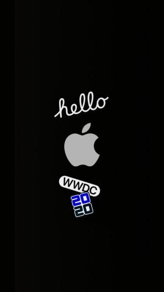 Descargue los fondos de pantalla de WWDC 2020 para iPhone, iPad y Mac