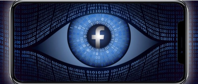 Detalles de la patente de Facebook sobre cómo la empresa podría espiar a los usuarios de iPhone