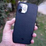 Funda Pitaka Air para iPhone Serie 12: Protección Premium y ligera (Revisión)