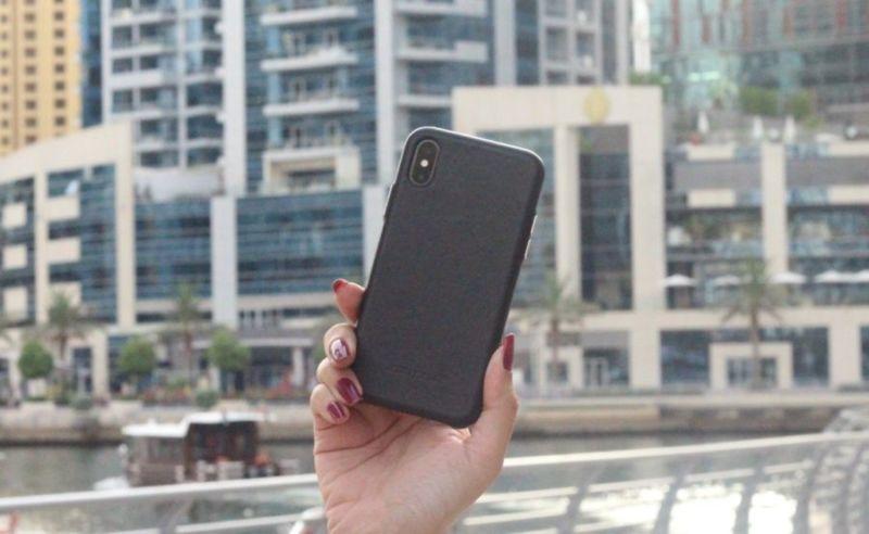 Jisoncase Funda de cuero genuino para el iPhone X es una gran opción de presupuesto[eliminación]