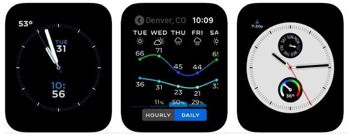 La aplicación Wordsmith añade complicaciones dinámicas basadas en el tiempo al reloj de Apple