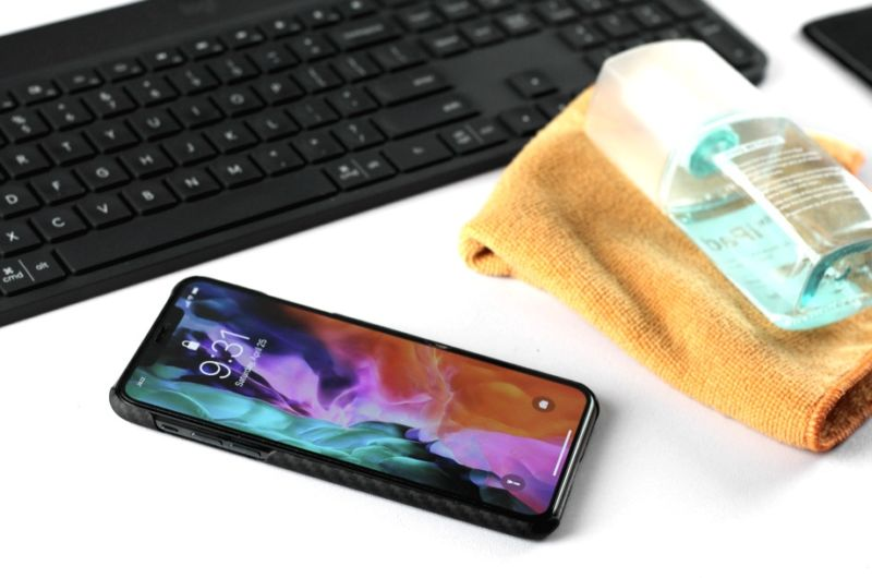 La forma correcta de desinfectar tu iPhone, iPad, Trackpad, Ratón y Teclado