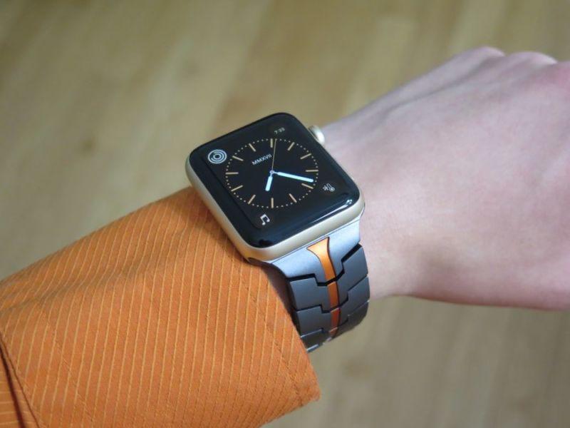 La JUUK Vitero es una pulsera deportiva única de Apple (Reseña)