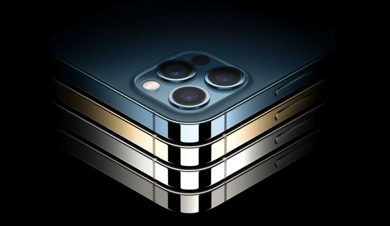 Colores del iPhone 12 Pro