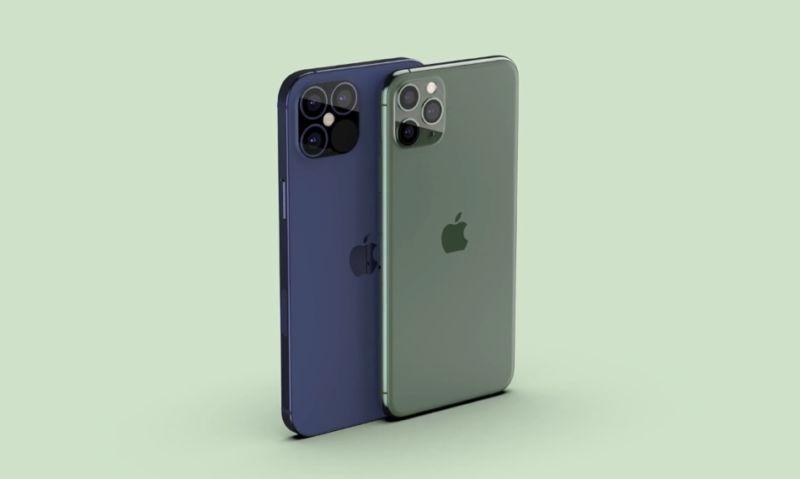 Los esquemas filtrados muestran supuestamente el diseño del iPhone 12