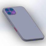 Los esquemas del iPhone 12 muestran los sensores de Face ID dentro de una muesca mucho más pequeña