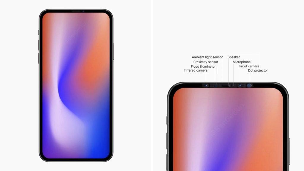 Los rumores dicen que los iPhones 2020 se desharán de la muesca