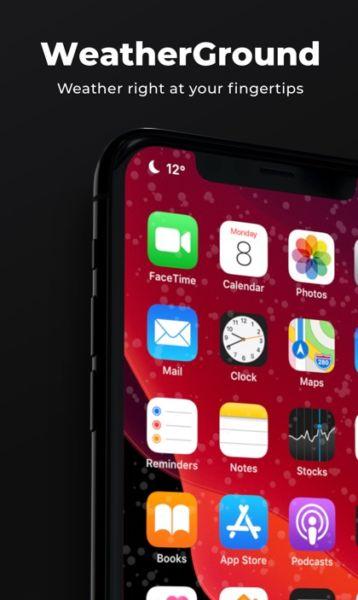 Nuevo iOS 13 Tweaks: AutoRedial, WeatherGround, SafeRespring y más