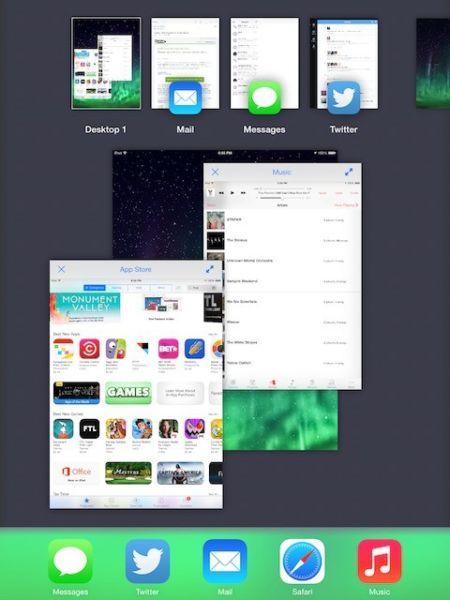 OS Experience tweak para iPad está disponible para su descarga en Cydia
