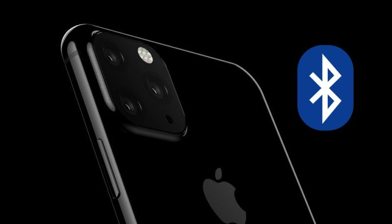 Próxima generación de iPhone para enviar música a dos dispositivos Bluetooth a la vez