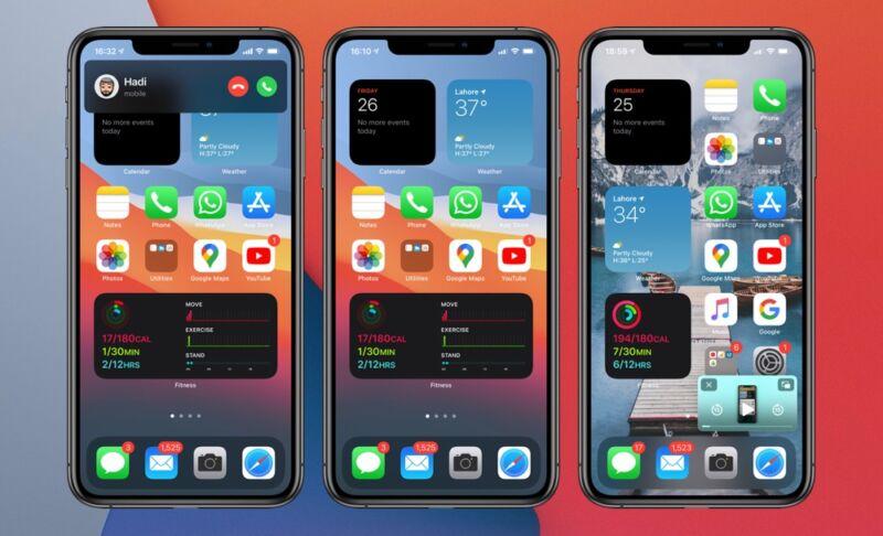 Aplicaciones de terceros que ofrecen widgets de iOS 14 ahora mismo