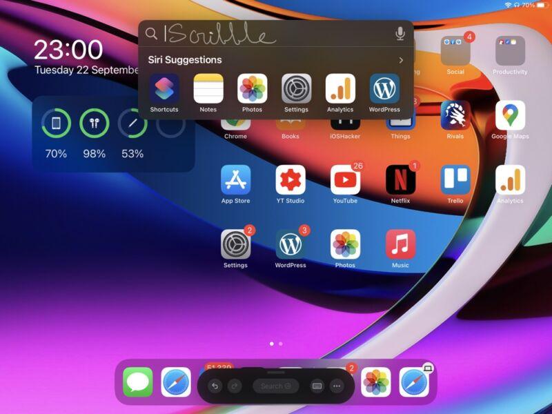 El ajuste recargado de Velox lleva los widgets a la pantalla de inicio del iPhone