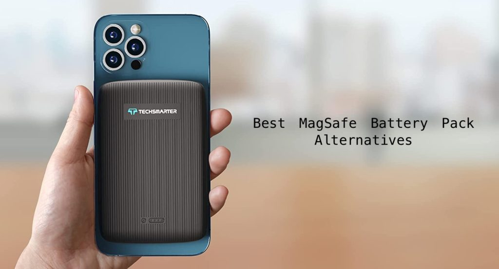 Alternativas más baratas al pack de baterías MagSafe de Apple para el iPhone 12