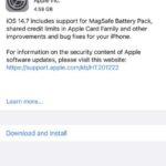 Lanzamiento de iOS 14.7 y iPadOS 14.7, obtenga los enlaces de descarga aquí