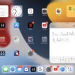 La nueva función Quick Note de iPadOS 15 (vídeo)