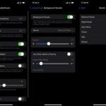 Cómo utilizar la función de sonidos de fondo en iOS 15