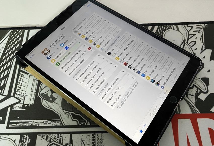 El tweak Battery Health Enabler te permite ver el estado de la batería del iPad directamente en el dispositivo