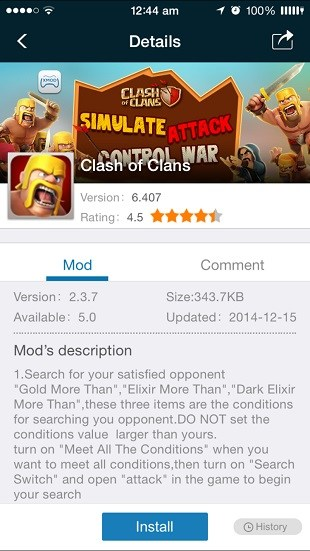 XModGames te permite añadir fácilmente mods a tus juegos favoritos de iOS