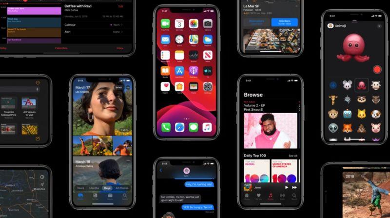 Ya puedes descargar iOS 13 en tus dispositivos!